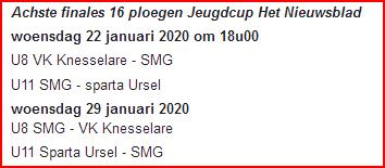 info Jeugdcup Het Nieuwsblad
